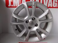 Vauxhall Corsa R16 INCH ALLOY WHEEL removed from 2007