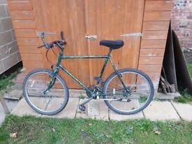 Gents Raleigh Upland Bicycle in good condition