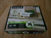 SANUS ACCENTS FULL MOTION TV WALL MOUNT