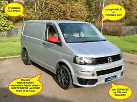 STUNNING/nice SPEC! Volkswagen TRANSPORTER T26 BlueMotion 2.0 diesel tdi SWB manual 2013 (13) ALLOYS