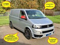 STUNNING/nice SPEC! Volkswagen TRANSPORTER T26 BlueMotion 2.0 diesel tdi SWB manual 2013 (13) ALLOYS