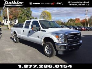 2016 Ford F-250 XL | DIESEL | AM\FM CD | CLOTH |