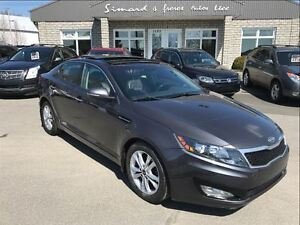 2011 Kia Optima EX Luxury CUIR+TOIT