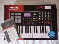 AKAI MPK 25 Fantastic condition