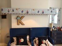 Beautiful Paddington Bear Nursery/Kids Room Decor