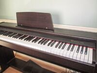 Cranes JL400 elecronic piano. Quality instrument - perfect for performers or beginners.