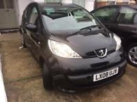PEUGEOT 107 AUTOMATIC!! IT ONLY HAD ON OWNER