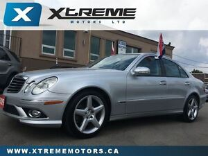 2009 Mercedes-Benz E350 4MATIC / AMG PCKG Kitchener / Waterloo Kitchener Area image 1