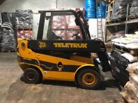 JCB Teletruk TLT 30D 2WD *New Engine Fitted*
