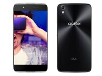 Alcatel Idol 4 1080p Octa-Core Android Phone WITH FREE VR HEADSET AND 16GB MICRO SD CARD