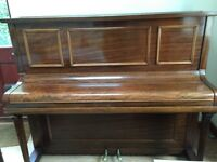 George Rogers Upright Piano reconditioned by Bristol Piano Company
