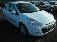 RENAULT CLIO 1.5 EXPRESSION DCI 5d 86 BHP (white) 2010