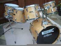 Cannon Bird's Eye maple drum shell pack - High end series - '90s