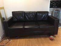 3 seater sofa isleworth