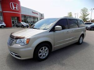 2012 Chrysler Town & Country Touring... REAR ENTERTAINMENT SYSTE