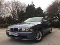 2001 BMW 525i SE Auto **1 previous owner, 84k, Full BMW service history throughout**