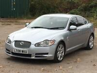 2008 JAGUAR XF 2.7 D V6 PREMIUM LUXURY FULLY LOADED SPARES OR REPAIRS CHEAPEST AROUND