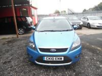 FORD FOCUS 1.6 TDCI TITANIUM FULL SERVICE HISTORY £30 A YEAR TO TAX