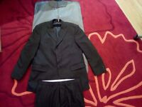 Marks and Spencer Mens Suit and Zip Up Protective Cover.