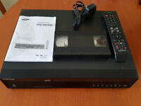 Samsung DVD-VR350M DVD RECORDER, VHS VCR VIDEO RECORDER COMBI, FREEVIEW, VHS-DVD