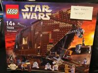 Lego UCS Star Wars Sandcrawler 75059