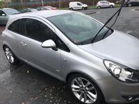 Vauxhall Corsa 2009 1.2 litre