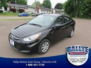 2014 Hyundai Accent L! ONLY 25K! WARRANTY! Trade-In! Save!