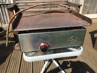 Mainho Gas Hotplate - previously used in catering van