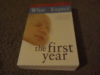 What to expect the first year £5