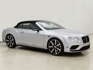2017 Bentley Continental GT V8 S NEW CAR 2.5% LEASE RATE