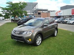 2015 Toyota RAV4 Limited ~ NAVIGATION ~ BACK-UP CAMERA ~ LEATHER
