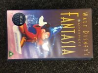Fantasia Disney VHS