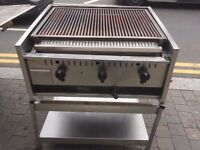 FASTFOOD COMMERCIAL ARCHWAY BBQ MEAT CATERING GRILL MACHINE TAKEAWAY DINER SHOP RESTAURANT KITCHEN