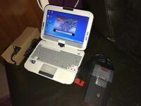 "Full Dealer Diagnostic kit 10"" Netbook/Tab 15.3 Delphi, WoW, Haynes pro, Vagcom & etc ready to use"