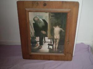 Nice Picture Wood Frame
