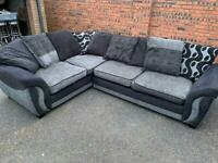 DFS large corner sofa, couch, settee (free delivery 🚛🚛🚛)