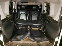 Ford Ka full leather interior
