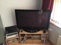 "Plasma LG TV 42"" for sale"