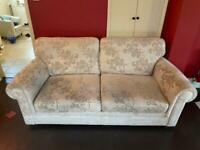 M&S Metal Frame 2 Seater Sofa Bed