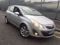 VAUXHALL CORSA 1.4 ACTIVE = NEW SHAPE = 2012 = 62 REG = VERY LOW MILEAGE = £3390 ONLY =