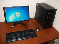 Personal Computer System Mini Tower Home Office Workstation * Immaculate