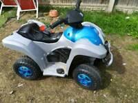Child's battery quad bike
