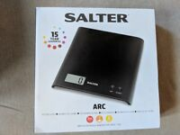 Salter kitchen scale, fully working and great condition