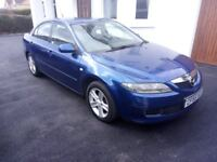2006, 55 Plate Mazda 6. Great Condition, MOT August 2018. Any Test Welcome. £495ono, PX Welcome.