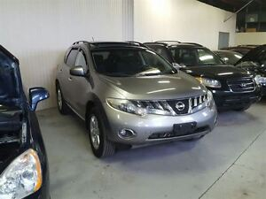 2009 Nissan Murano SL AWD, accident-free, dual sunroof, back-up