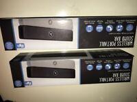 wireless speakers brand new sealed