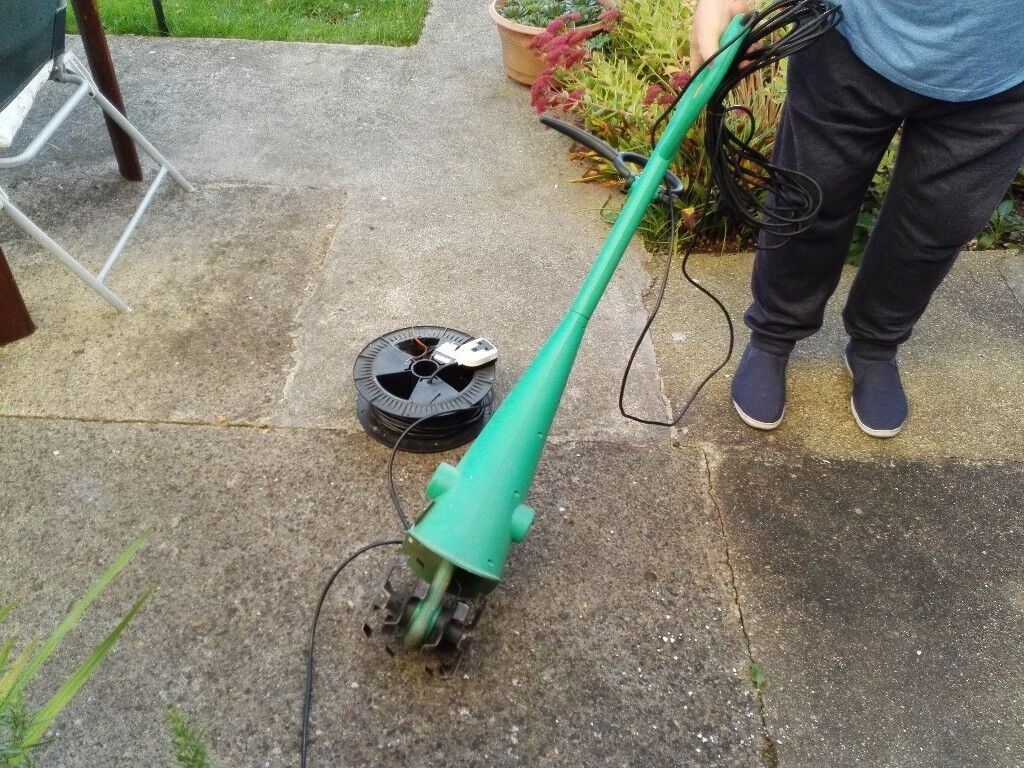 Electric Weeder lawn edger cultivator