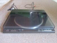 Technics SL-DL1 Direct Drive Automatic Turntable !977 with operating instructions, good condition.