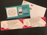 Anthony Joshua v Pulev tickets - middle tier