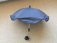 Mamas and Papas Universal Parasol - Excellent Condition